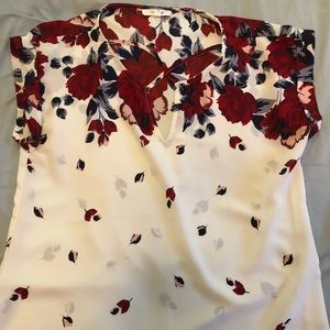 Maurice's sheer dress shirt